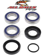 All Balls Rear Wheel Bearing Kit Replacement For 01-08 HONDA TRX250EX