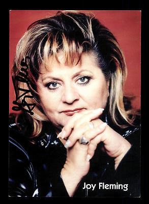 Musik Vornehm Joy Fleming Autogrammkarte Original Signiert ## Bc 88206 FöRderung Der Produktion Von KöRperflüSsigkeit Und Speichel