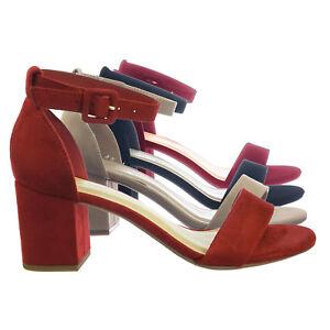 324bd6e8014 Details about Cake Retro Comfortable Chunky block Heel Dress Sandal w Ankle  Strap