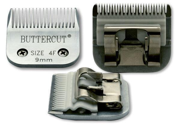 Geib Buttercut Ceramic Dog Clipper Finish Blade Size 4F, 9 mm