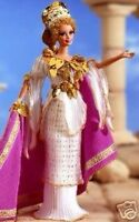 Greek Goddess Barbie Doll, Pretend Toys Princess Gifts Collection Girls Kids on sale