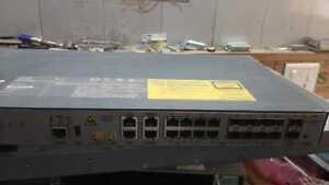 Cisco ASR A901 A901-6CZ-F-D 2*DC Power with AdvancedMetroIPAccess License