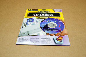 photo relating to Printable Cd Labels named Facts over Fellowes - Laser Inkjet Printable CD Labels - 40 Matte Complete Non-Glare White