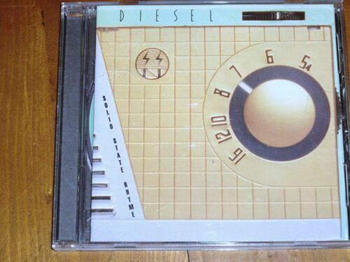 1 of 1 - DIESEL *CD   ' SOLID STATE RHYME ' 1994 EXC