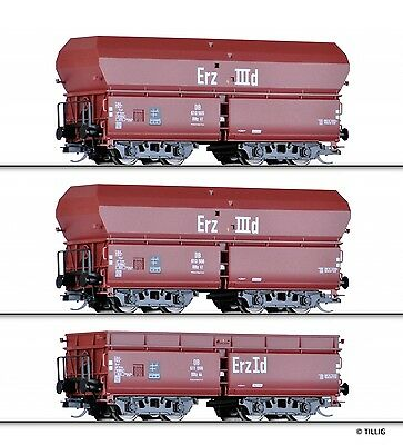 Tt Beni Wagenset Erzzug 1 3 Pezzi Db Ep. Iii Tillig 01710 Nuovo-mostra Il Titolo Originale Valore Eccezionale