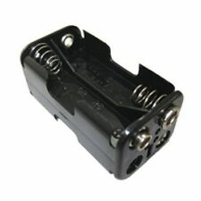 4 x AA Battery Holder Box (Pack of 2)