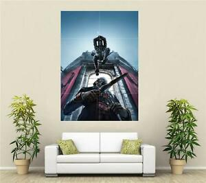Dishonored Huge Promo Poster 2 G478