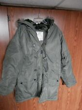 Vintage Rothco Military N-3B Hood Snorkel Parka Coat sz extra small VGC cold XL