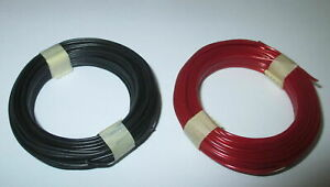 1m-0-1475-Copper-Wire-Hook-Up-0-5mm-2-Rings-A-10-Meter-Enlisting