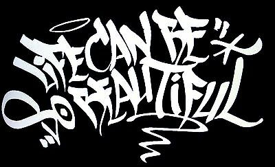 "Action Bronson Vinyl Decal Sticker 8.7/"" X 5.2/"" Easy Rider, Real Hip Hop"