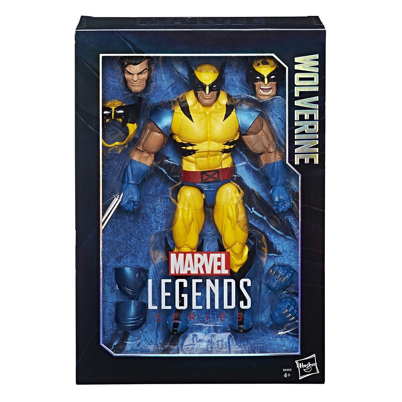 Hasbro Personaggio Wolverine 30 cm Marvel Legends Series