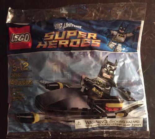jetski rare retired tru lego 30160 dc superheroes batman
