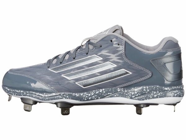 on sale 086b9 bd1b6 Adidas Power Alley 2 Metal Baseball Cleats