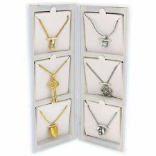 RRP  £40.00 Pierre Cardin Ladies 6 Piece Necklace and Pendant set