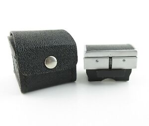 EXA-1B-1C-1A-Lichtschacht-waist-level-Finder-Einstellscheibe-und-Tasche