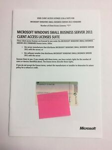 5er-CAL-USER-Benutzer-fuer-Windows-2011-Small-Business-Server-SBS-Standard