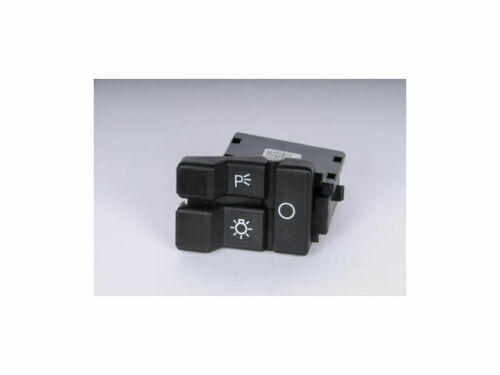 For 1988-1991 GMC K3500 Headlight Switch AC Delco 69777ST 1989 1990