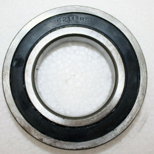 6208-2RS 6208-RS 6208 T2 Sealed Radial Ball Bearing 40mm ID 80mm OD 18mm H
