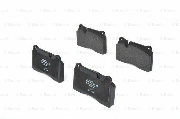 AUDI RS3 8P 2.5 Brake Pads Set Front 11 to 12 CEPA Bosch 8J0698151G 8J0698151H