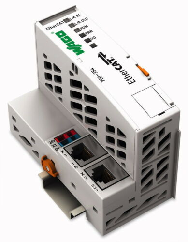 750-354 Wago Feldbuskoppler EtherCAT 100 Mbit//s digital analog Signale