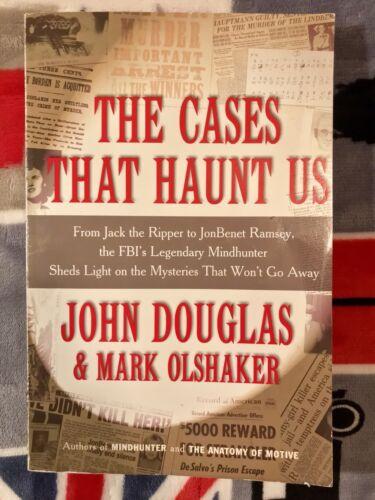 The Cases That Haunt Us 9780684846002 | eBay