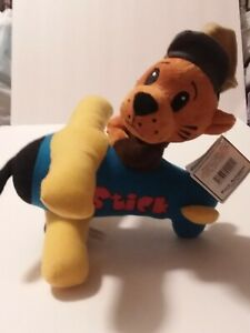 """born aviation  products stick riding a airplane plush 10"""" new with tags"""
