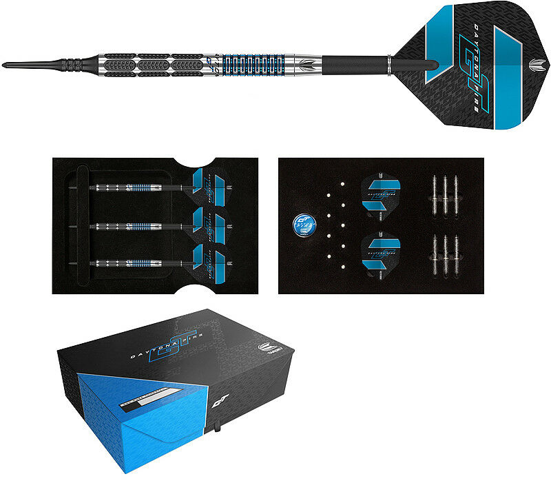 Darts TARGET Daytona Fire GT Softdarts - Dart Set