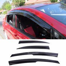 MUGEN Style Window Visor Rain Guard For 06-11 Honda Civic Sedan