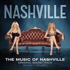The Music of Nashville: Season 1, Vol. 2 by Nashville Cast (CD, 2013, Big Machine Records)