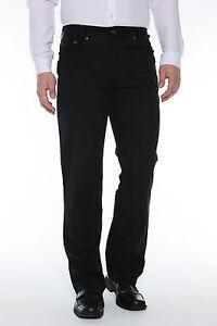 WALKER-DE-HARLEM-Joker-Jeans-verano-Black-Black-100-Negro-Algodon