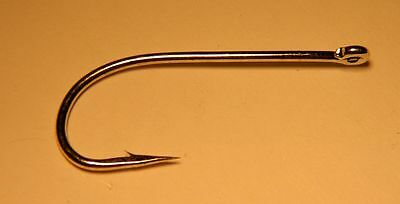 100-GAMAKATSU SS15 Premium Fly Hooks #4