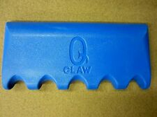 New Q Claw Cue Pool Cue Holder Blue QClaw For 5 Cues