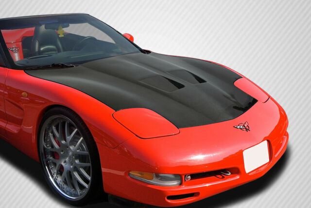Carbon Creations Replacement for 1997-2004 Chevrolet Corvette C5 ...