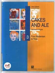 Cakes and ale. Per le Scuole superiori. Con CD Audio: 3  Accettabile -4028