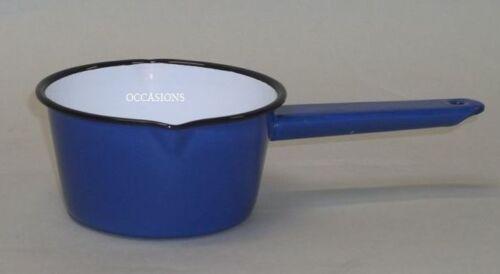 Falcon Esmalte Leche Pan 14 Cm Azul