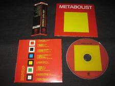 METABOLIST, Works: Recordings 1978 - 1981, CD Mini LP, EOS-343