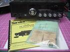 Realistic TRC-457/TRC-458/TRC-449 Service Manual & PREMIUM Cap Kit (PC-196BD)