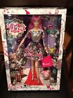 Barbie Collector 10th Anniversary Tokidoki Barbie Doll Pink NEW FREE Shipping