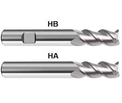Gühring VHM Hartmetall ALU Langlochfräser Fräser D=2mm 20 mm Z=2 Standard