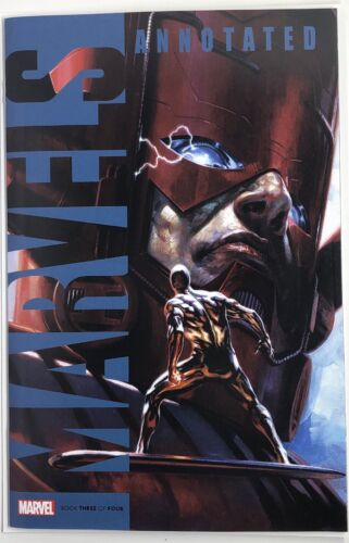 Marvel/'s Annotated #3 Gabriele Dell'Otto Variant NM-//NM