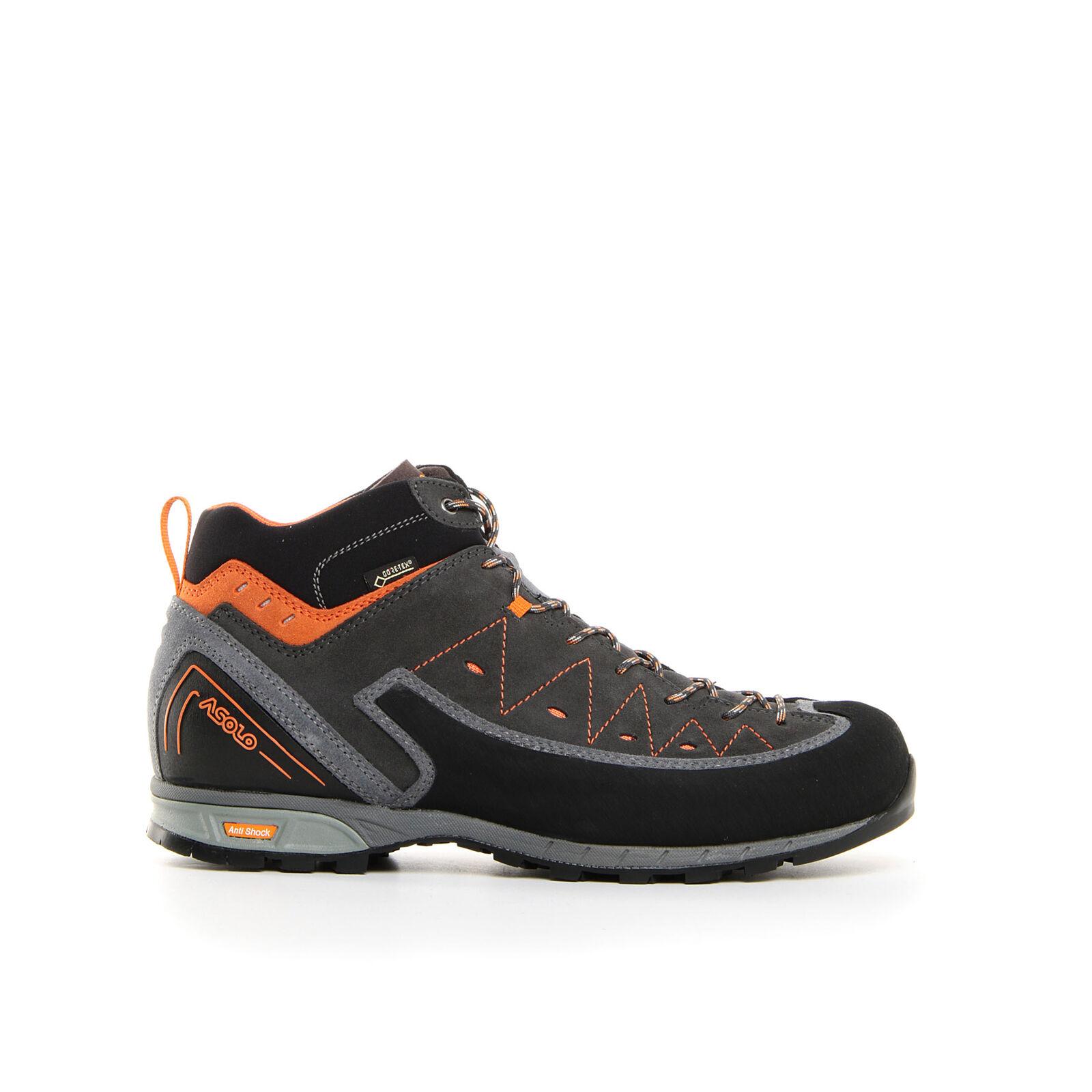 ASOLO MAGNUM zapatos TREKKING hombres A12030 A610