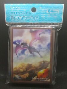 Pokemon-Center-Japan-Aerodactyl-Kartenstapel-Shields-64-Armel