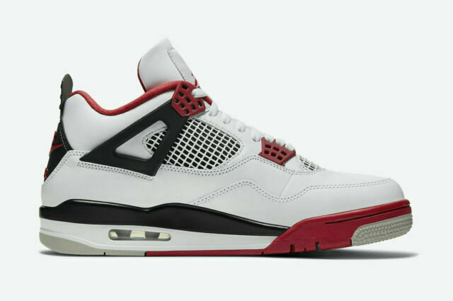 Size 11 - Jordan 4 Retro OG Fire Red 2020