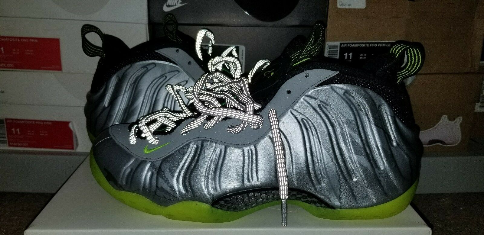 Nike air foamposite una