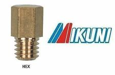 4//042-280 Mikuni Large Hex-Type Main Jets K4-042