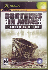 Brothers In Arms: Earned In Blood Xbox New Xbox, Xbox