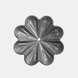 Zierblume 14567 Ø 122 mm Rosette Blume Dekoration