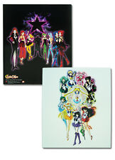 *NEW* Sailor Moon S: Group Binder by GE Animation