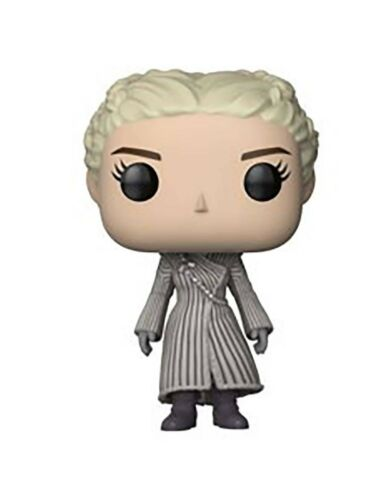 Daenerys Targaryen White Coat 9cm 59 Game of Thrones Funko POP