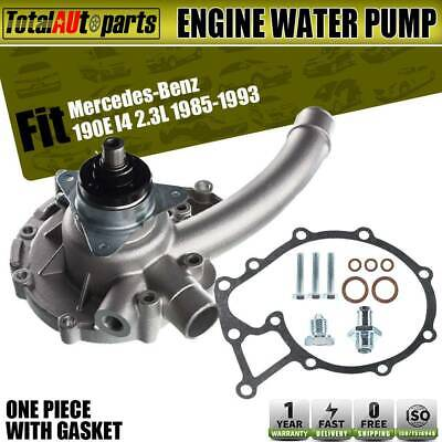Engine Water Pump for Mercedes-Benz 190E W124 1985-1993 2 ...